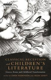 Classical Reception and Children's Literature