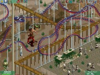 Rollercoaster Tycoon 2 Thrill Pack for PC Games image