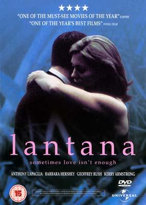 Lantana  on DVD image