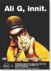 Ali G - Innit on DVD