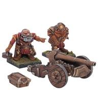 Kings of War Dwarf Ironbelcher