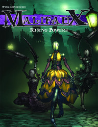 Malifaux Expansion Rule Book - Rising Powers (Vol 2)