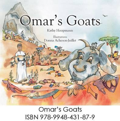 Omar's Goats by Kathy Hoopmann