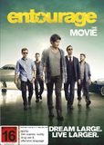 Entourage on DVD