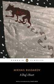 A Dog's Heart by Mikhail Afanas?evich Bulgakov