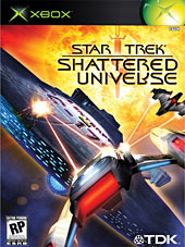 Star Trek: Shattered Universe for Xbox
