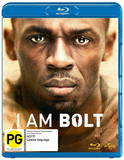 I Am Bolt on Blu-ray