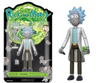 "Rick & Morty – Rick 5"" Action Figure"