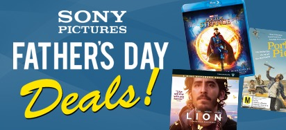 Sony Pictures Father's Day Specials