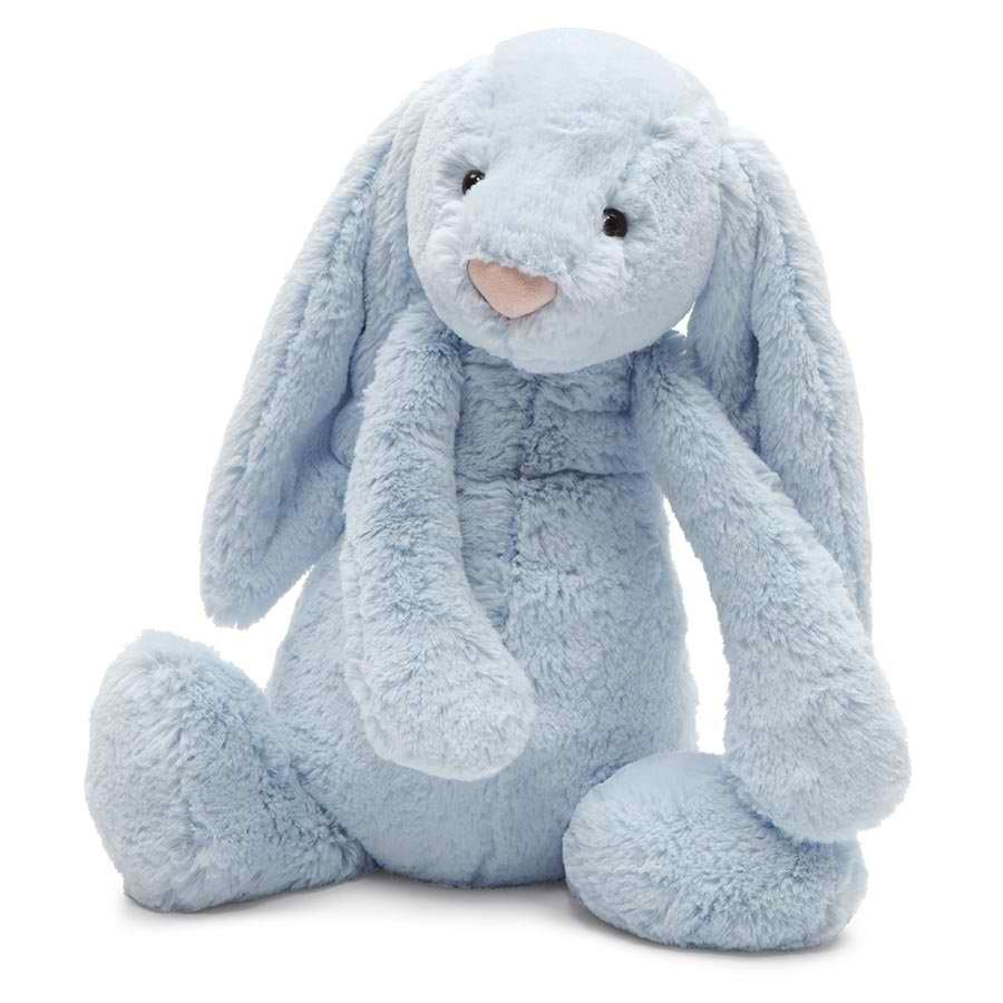 Jellycat: Bashful Blue Bunny (Large) image