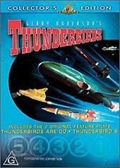 Thunderbirds Collector's Edition 2 Pack (2 Disc) on DVD