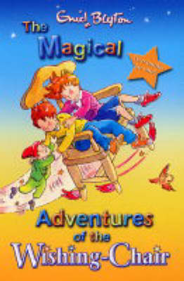 The Magical Adventures of the Wishing Chair by Enid Blyton image