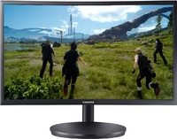 "24"" Samsung Curved 144hz FreeSync Gaming Monitor"