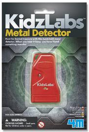 4M: KidzLabs Metal Detector