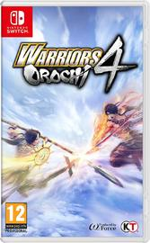 Warriors Orochi 4 for Nintendo Switch image