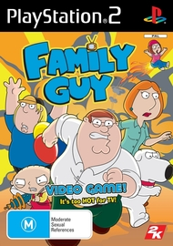 Family Guy for PlayStation 2
