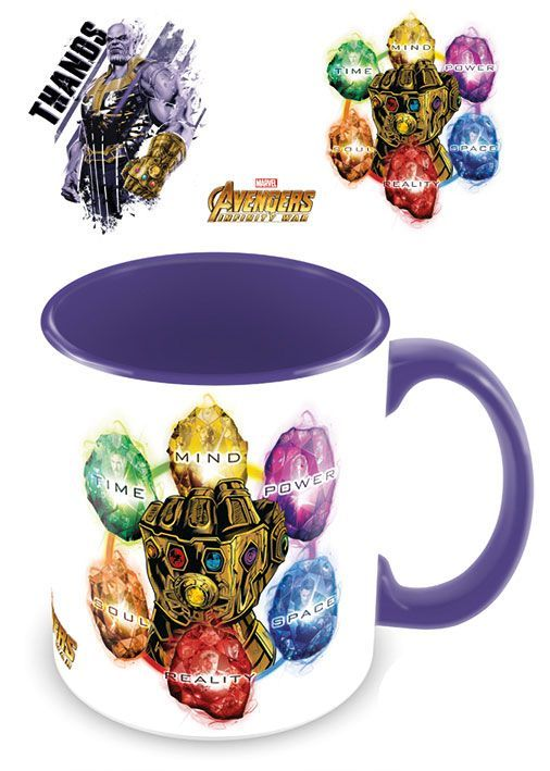 Avengers Infinity War Mega Mug Thanos