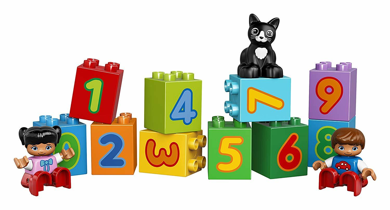 LEGO DUPLO: Number Train (10847) image