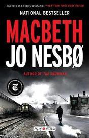 Macbeth by Jo Nesbo image