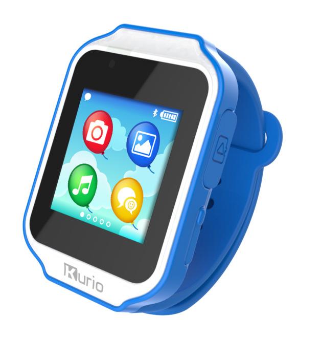 Kurio: Glow Watch - Blue