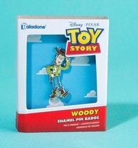 Toy Story Enamel Pin Badge - Woody