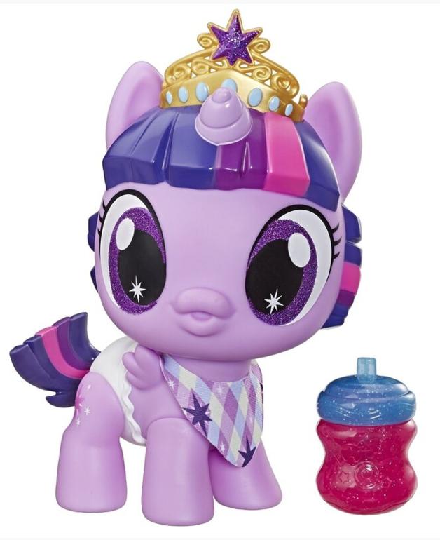 Twilight Sparkle - Baby Pony Doll Toy At Mighty Ape NZ