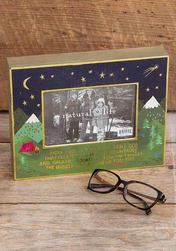 Natural Life: Photo Frame - How Cool Is It