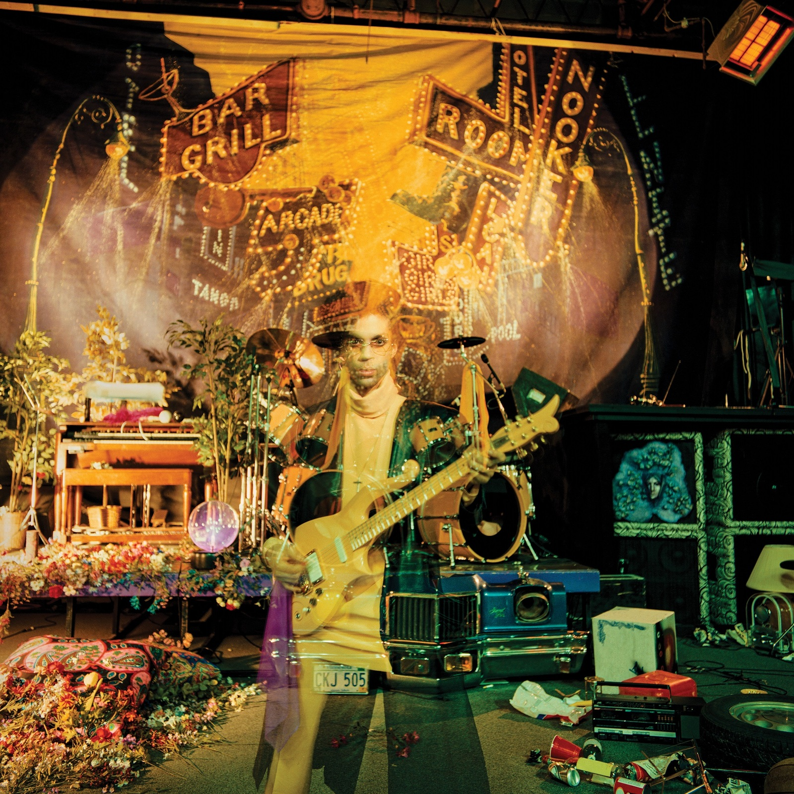 Sign O' The Times - Super Deluxe Edition by Prince image
