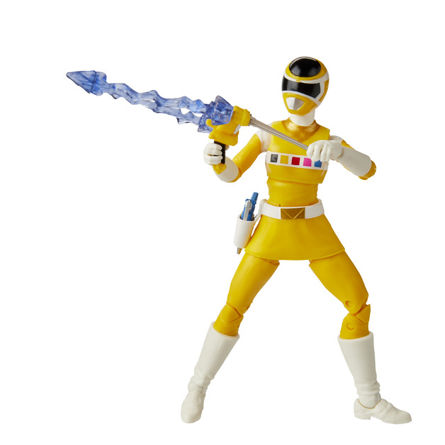 """Power Rangers: Lightning Collection 6"""" Action Figure - Space Yellow Ranger"""