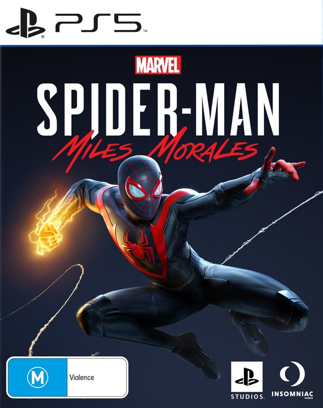 Spider-Man: Miles Morales for PS5