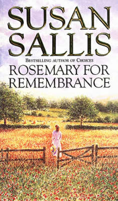Rosemary for Remembrance by Susan Sallis image