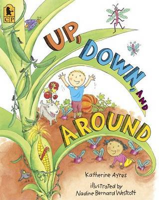Up, Down, And Around by Katherine Ayres image