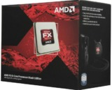 AMD FX-9370 Vishera 4.4GHz Socket AM3+ with Water Cooling Kit
