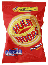 Hula Hoops Original - 34g