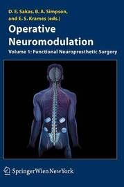Operative Neuromodulation: v. 1