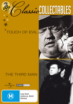Touch Of Evil / Third Man - Classic Collectables (2 Disc Set) on DVD