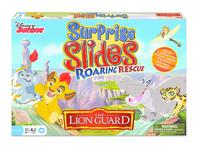Roaring Rescue Surprise Slides Game