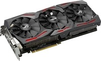 ASUS GeForce GTX 1080 TI STRIX 11GB Graphics Card image