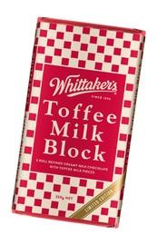Whittakers Block Toffee Milk (250g)