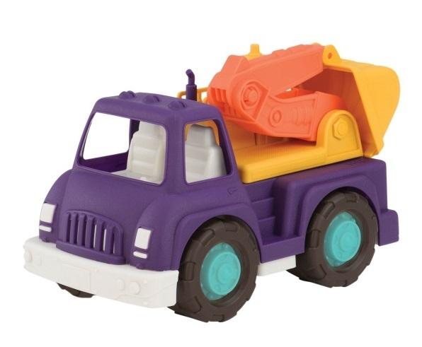 Battat: Wonder Wheels - Excavator Truck