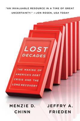 Lost Decades by Menzie D. Chinn