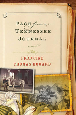 Page from a Tennessee Journal by Francine Thomas Howard image