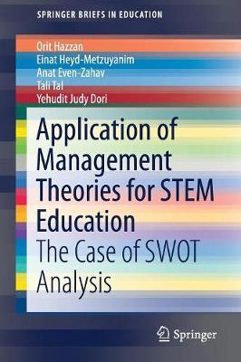 Application of Management Theories for STEM Education by Orit Hazzan