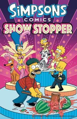 The Simpsons Comics - Showstopper by Matt Groening