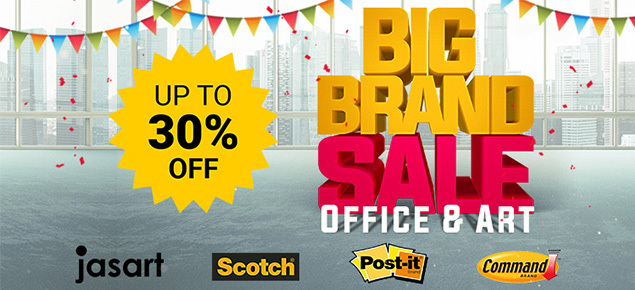 Big Brands Sale!