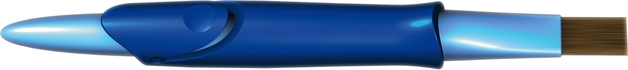 Faber-Castell: Click & Go Retractable Brush (Size 10 Flat)