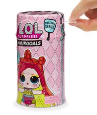 L.O.L: Surprise! Doll - Hair Goals S2 (Blind Bag)