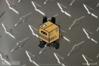 Metal Gear Solid: Just A Box (Hinged) - Enamel Pin