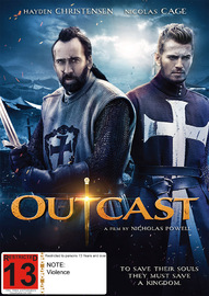 Outcast on DVD
