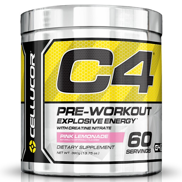 Cellucor C4 Gen4 Pre-Workout - Pink Lemonade (60 Servings) image